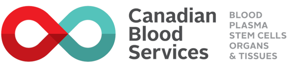 Logo - Canadian Blood Services