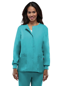 Cherokee Women's Warm-Up Jacket - Teal