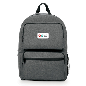 Dual Pocket Backpack