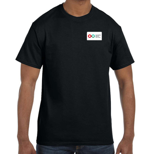 Mens Short Sleeve T-Shirt - BLACK