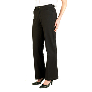 Ladies Flat Front Pants