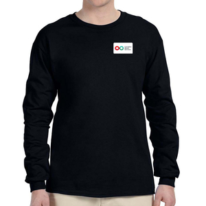 Unisex Long Sleeve T-Shirt - BLACK