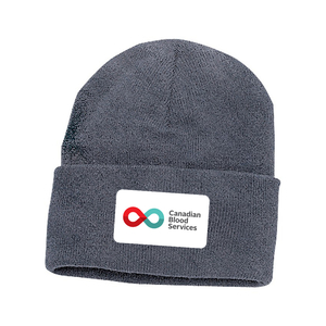 Knit Toque - Grey