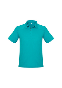 Mens Teal Polo