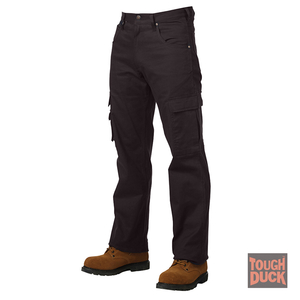 Tough Duck Unisex Stretch Twill Cargo Pants